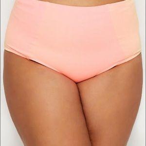 NWT Elomi Amazonian iridescent bikini bottom 16